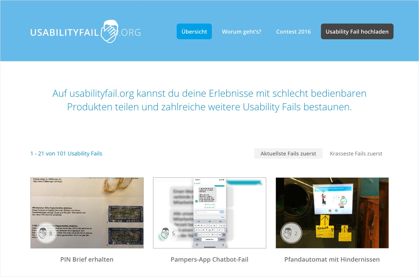 Usability UX-Design CMYNext
