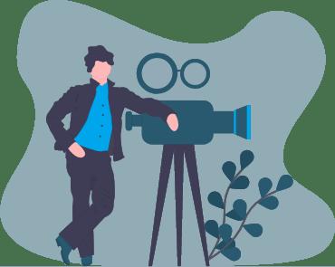 Grafik Video Produktion